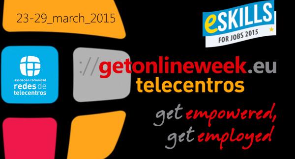 Get on line week 2015