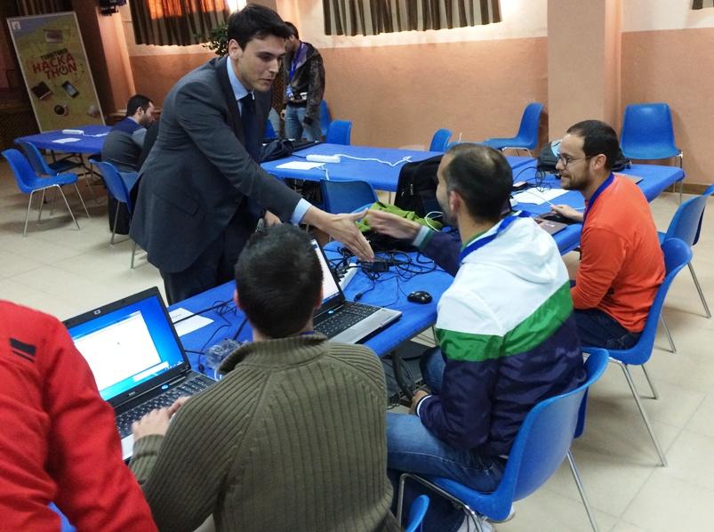 Empresas tecnológicas visitarán a los participantes en busca de nuevos talentos.