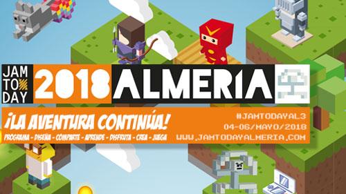 Abre Inscripciones La Tercera Jamtoday Almeria Con El Reto De Crear