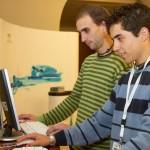 Usuarios en un encuentro de Dinamizadores Guadalinfo